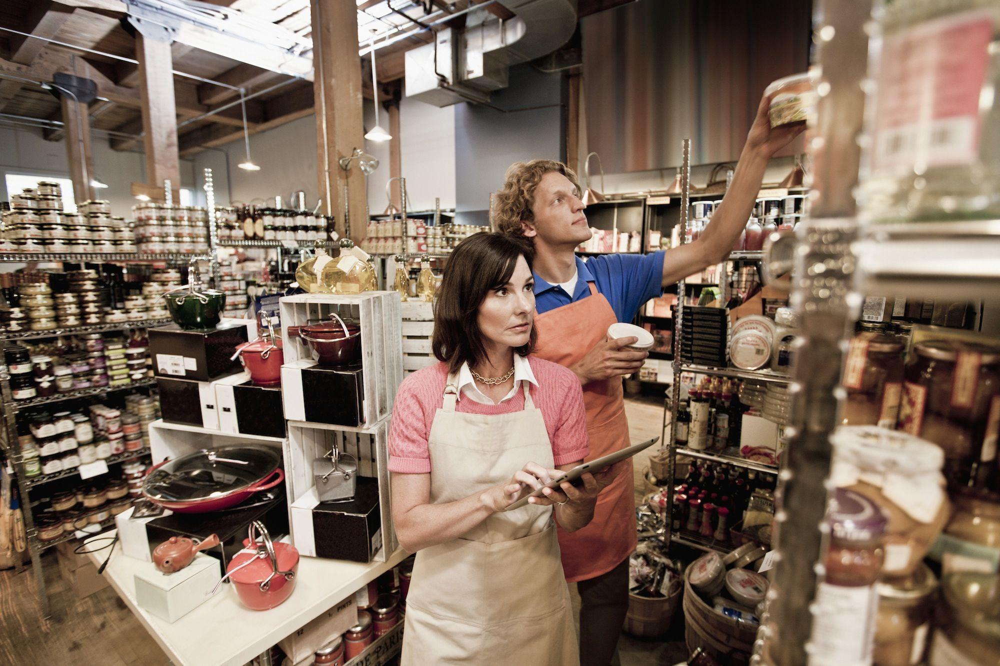 Estoque em supermercados: Descubra a importância da gestão